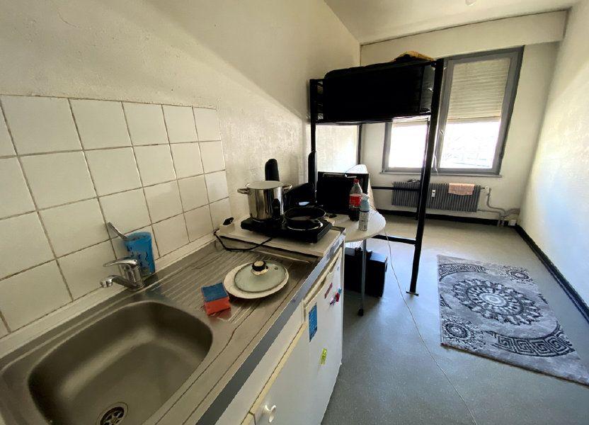 Appartement à vendre 12.31m2 à Strasbourg