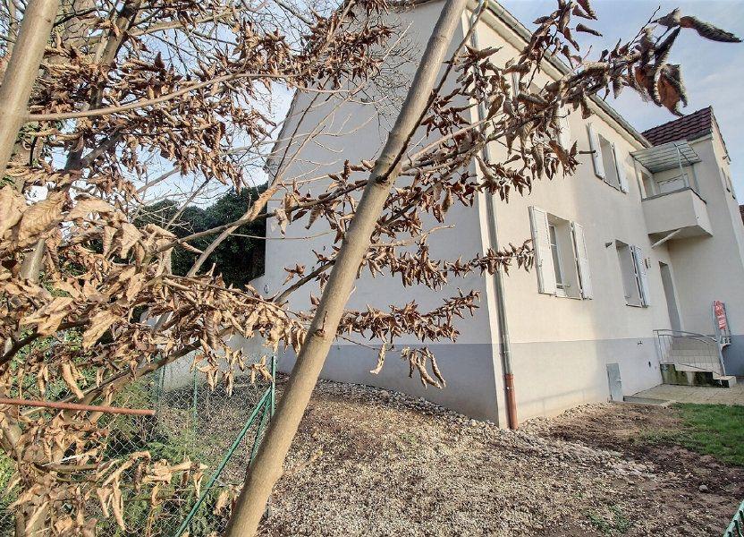 Appartement à vendre 71.32m2 à Lingolsheim