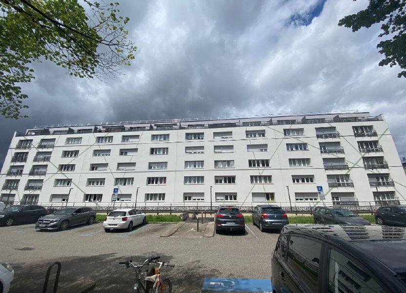 Appartement à vendre 95m2 à Strasbourg