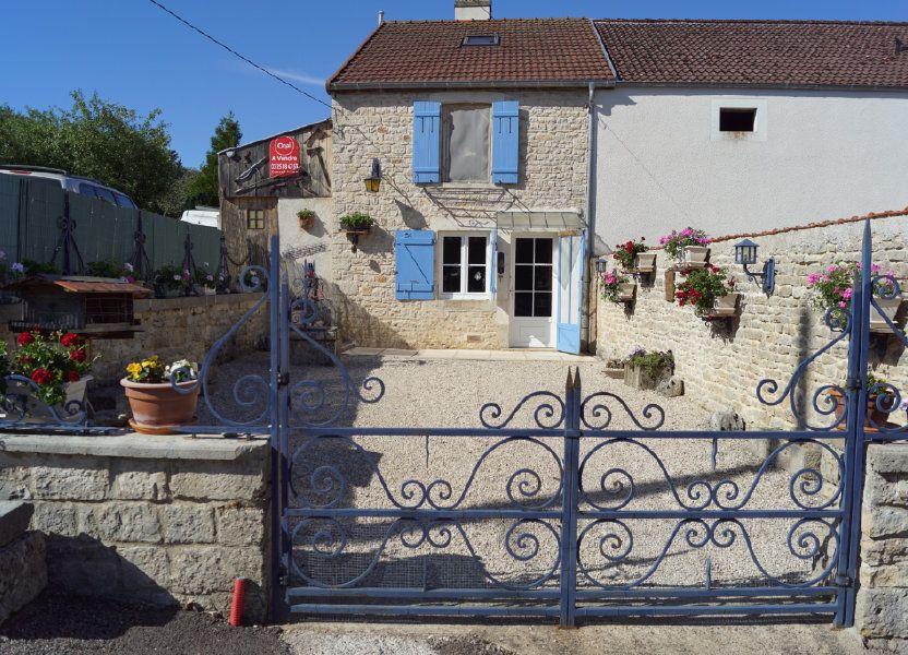 Maison à vendre 82m2 à Auberive