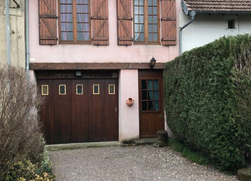 Maison à vendre 105m2 à Torcenay