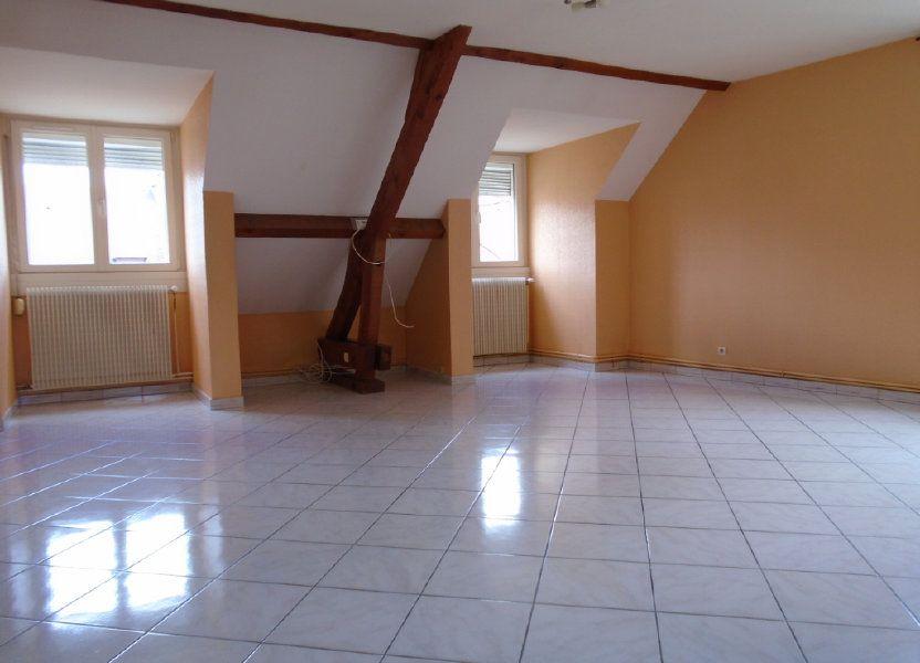 Appartement à louer 73.59m2 à Langres