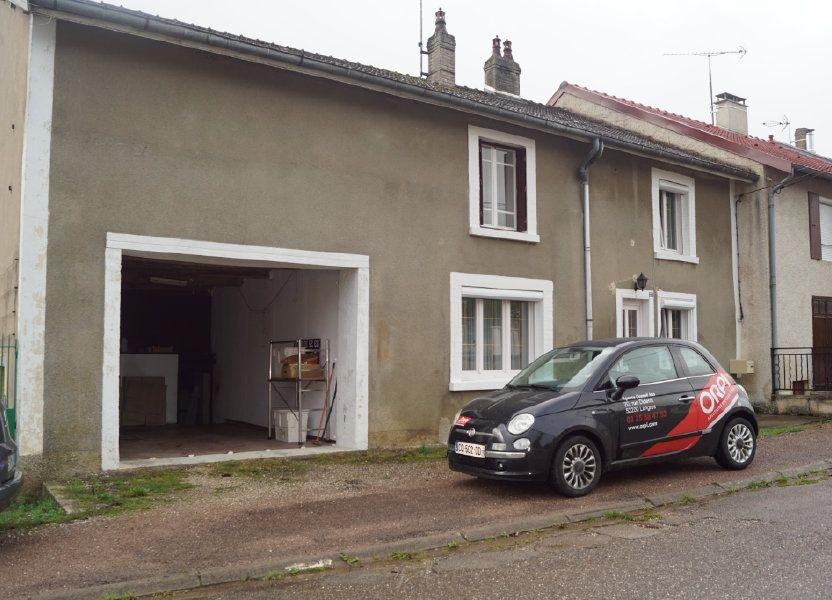 Maison à vendre 126.12m2 à Langres