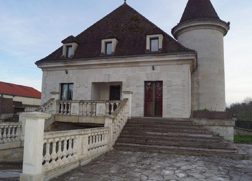 Maison à vendre 140m2 à Longeau-Percey