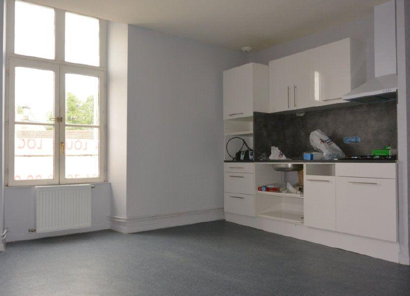 Appartement à louer 42.9m2 à Langres