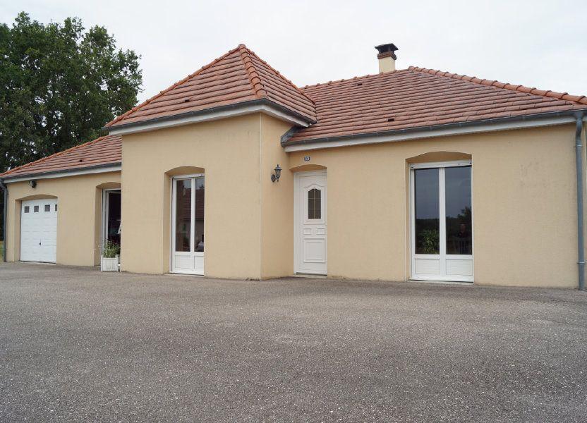 Maison à vendre 103m2 à Neuilly-l'Évêque
