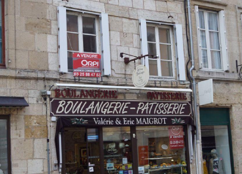 Immeuble à vendre 180m2 à Langres