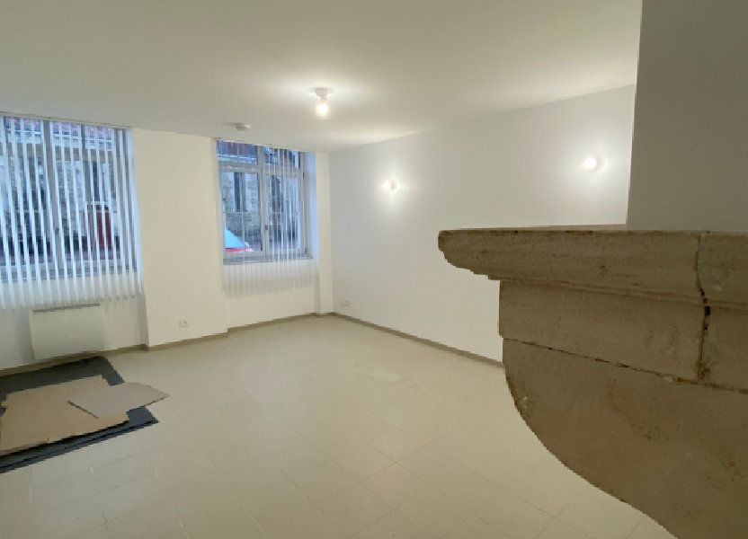 Appartement à louer 56m2 à Beauchemin
