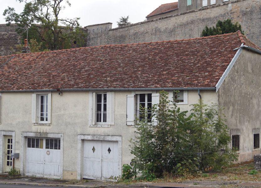 Maison à vendre 75m2 à Langres