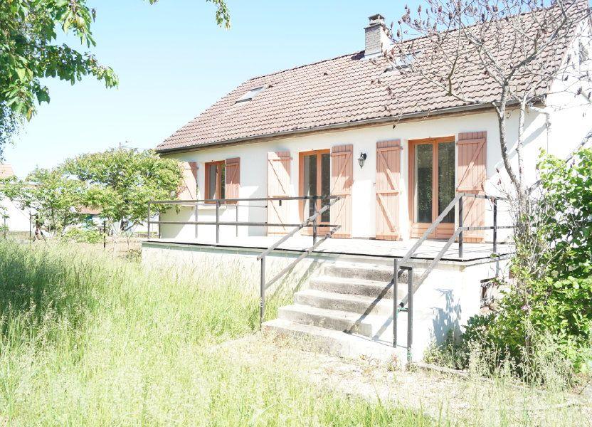 Maison à vendre 109m2 à Chaumont