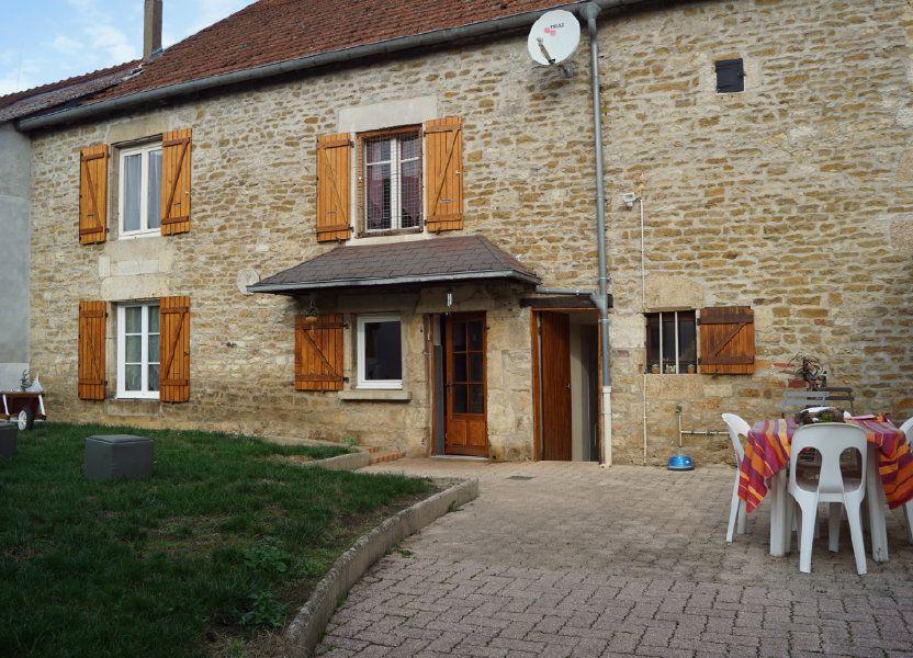 Maison à vendre 170m2 à Rolampont