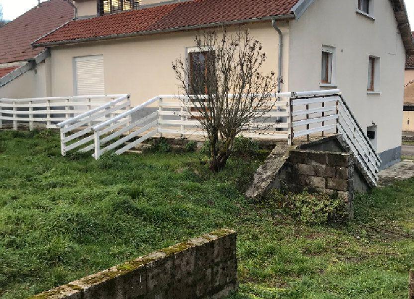 Maison à vendre 158m2 à Longeau-Percey