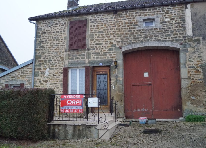 Maison à vendre 120m2 à Plesnoy