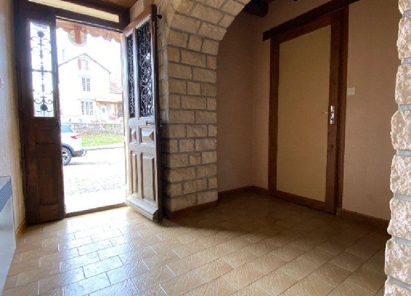 Maison à vendre 139.5m2 à Chalindrey