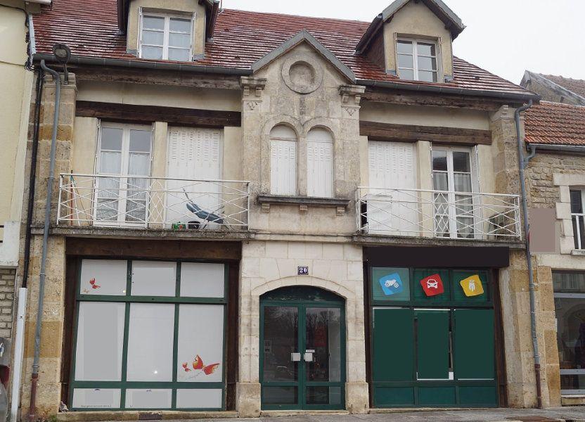 Immeuble à vendre 400m2 à Langres