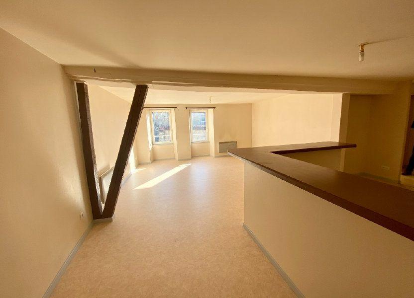 Appartement à louer 67m2 à Langres
