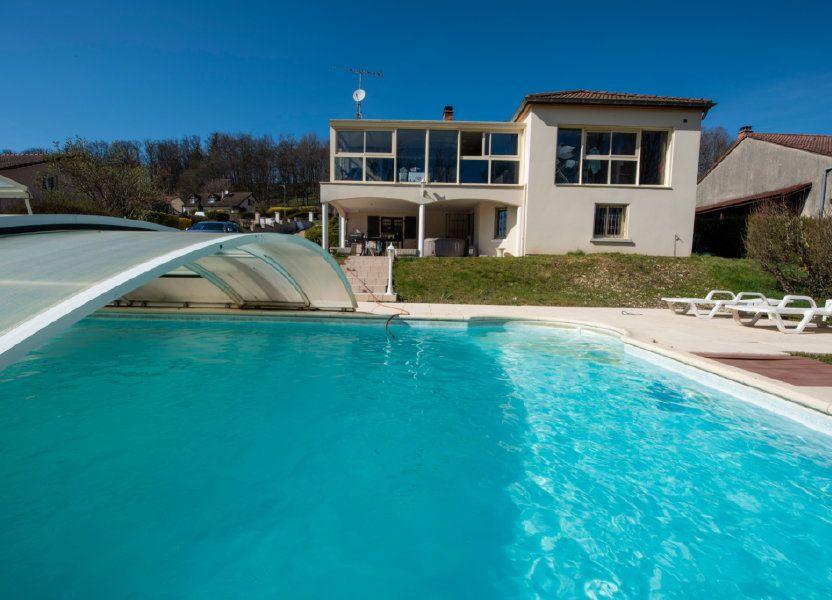 Maison à vendre 165m2 à Chamarandes-Choignes