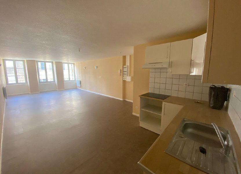 Appartement à louer 76m2 à Langres