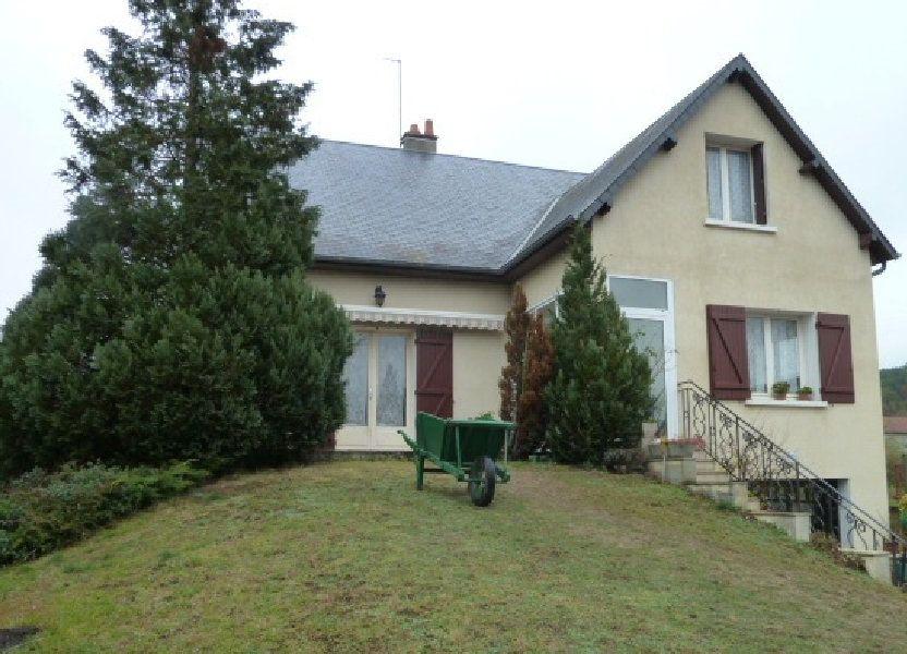 Maison à vendre 165m2 à Saint-Romain-sur-Cher