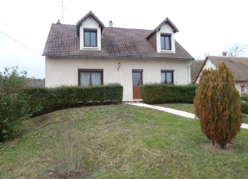 Maison à vendre 142.74m2 à Mareuil-sur-Cher