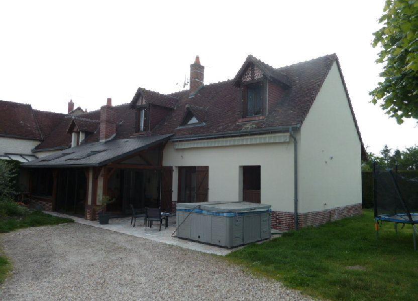 Maison à vendre 153m2 à Noyers-sur-Cher