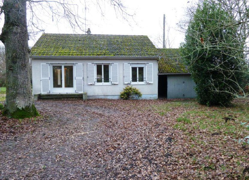 Maison à vendre 64m2 à Couffy