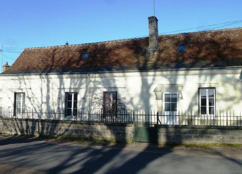Maison à vendre 130m2 à Noyers-sur-Cher