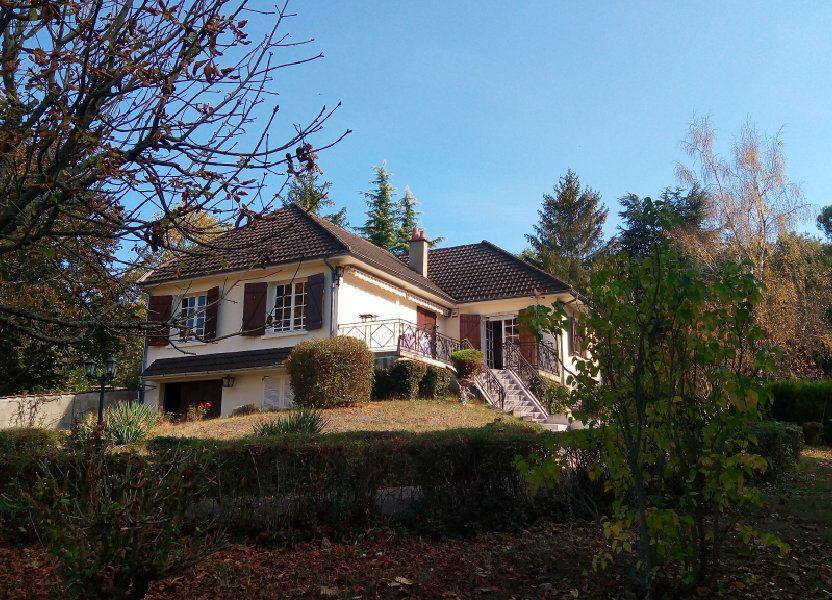 Maison à vendre 106m2 à Noyers-sur-Cher