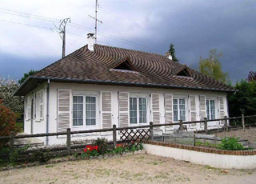 Maison à vendre 116m2 à Noyers-sur-Cher