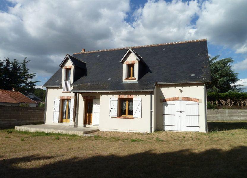 Maison à vendre 158m2 à Noyers-sur-Cher