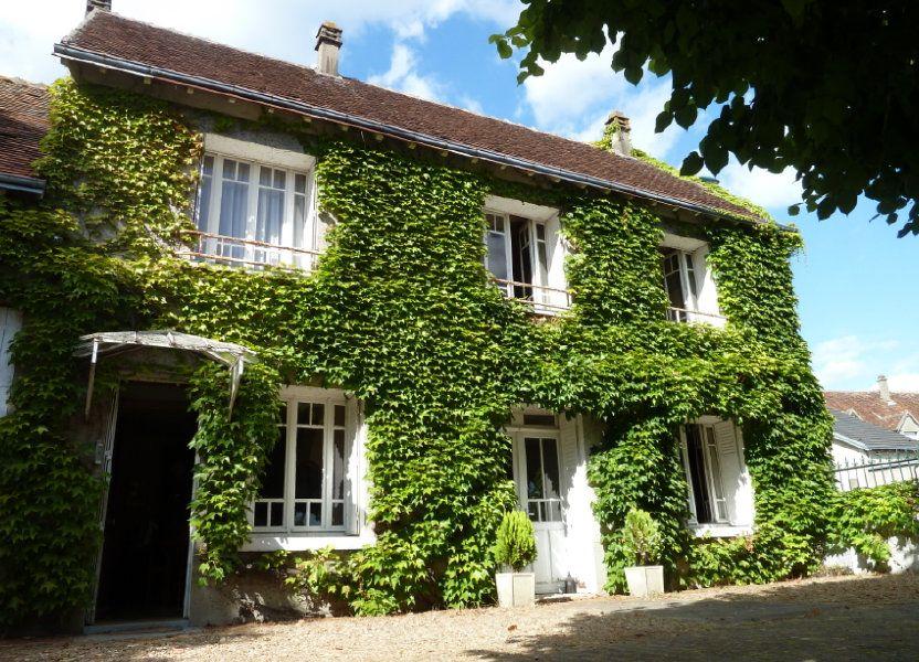 Maison à vendre 110m2 à Noyers-sur-Cher