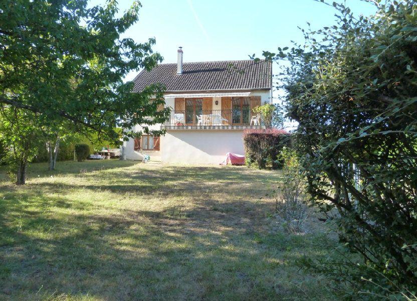 Maison à vendre 100m2 à Noyers-sur-Cher