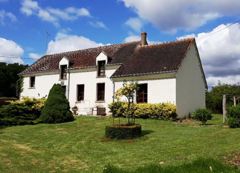 Maison à vendre 127m2 à Mareuil-sur-Cher