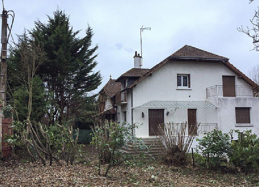 Maison à vendre 105m2 à Seigy