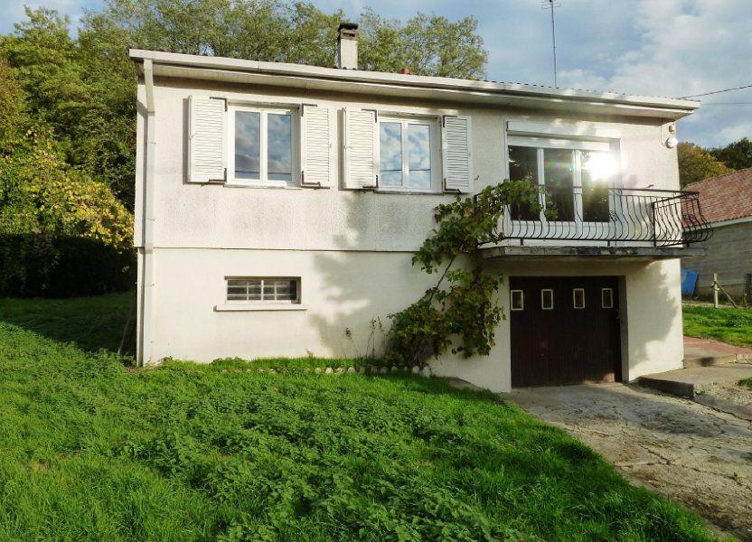 Maison à vendre 76m2 à Villentrois