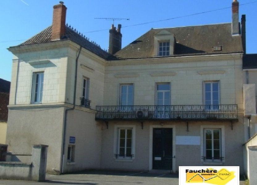 Appartement à louer 20m2 à Saint-Aignan