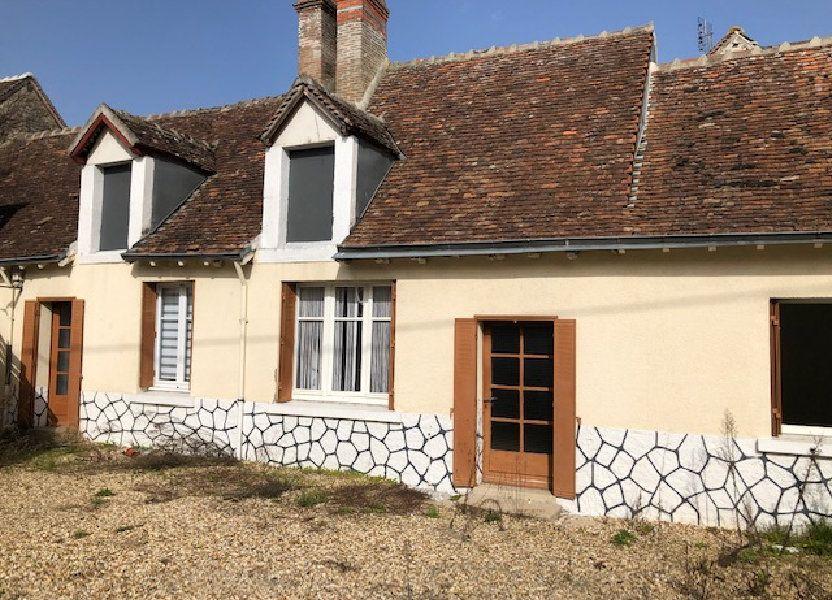 Maison à vendre 60m2 à Selles-sur-Cher