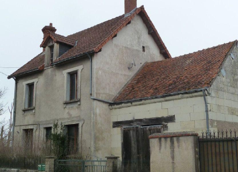 Maison à vendre 85m2 à Noyers-sur-Cher