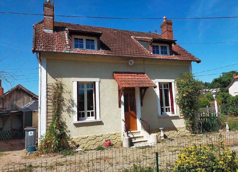 Maison à louer 80m2 à Noyers-sur-Cher