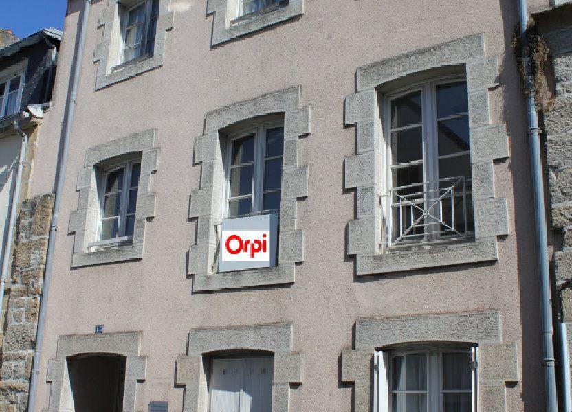 Immeuble à vendre 280m2 à Audierne