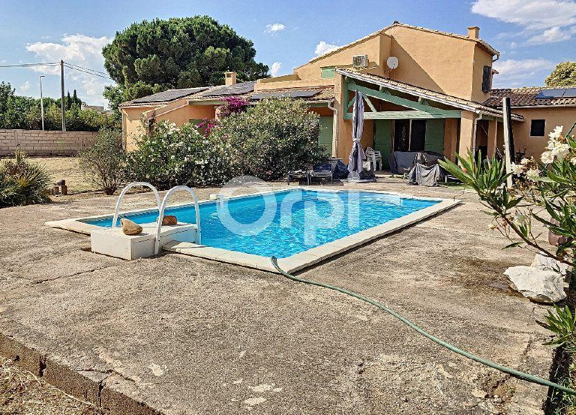 Maison à vendre 175m2 à Saint-Martin-de-Crau