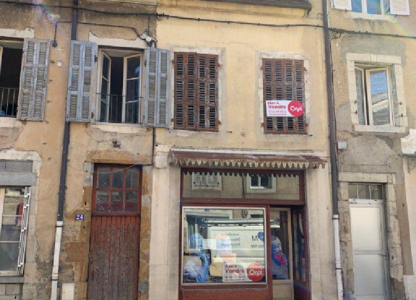 Immeuble à vendre 120m2 à Arbois