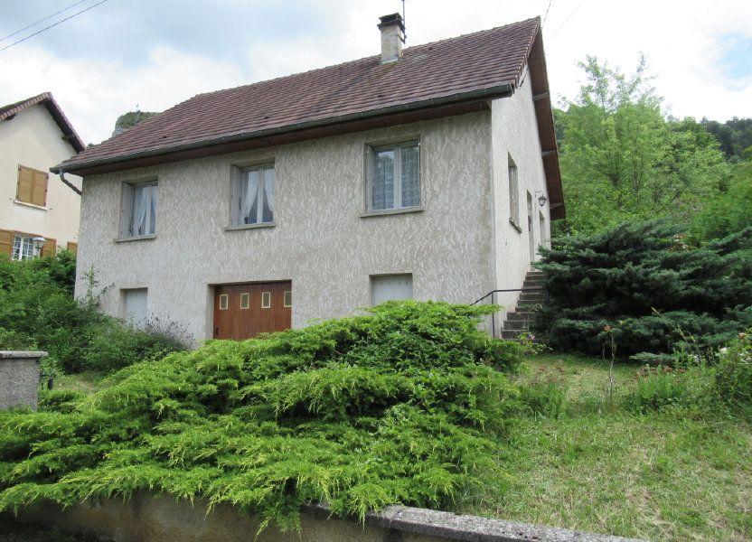 Maison à vendre 90m2 à Poligny