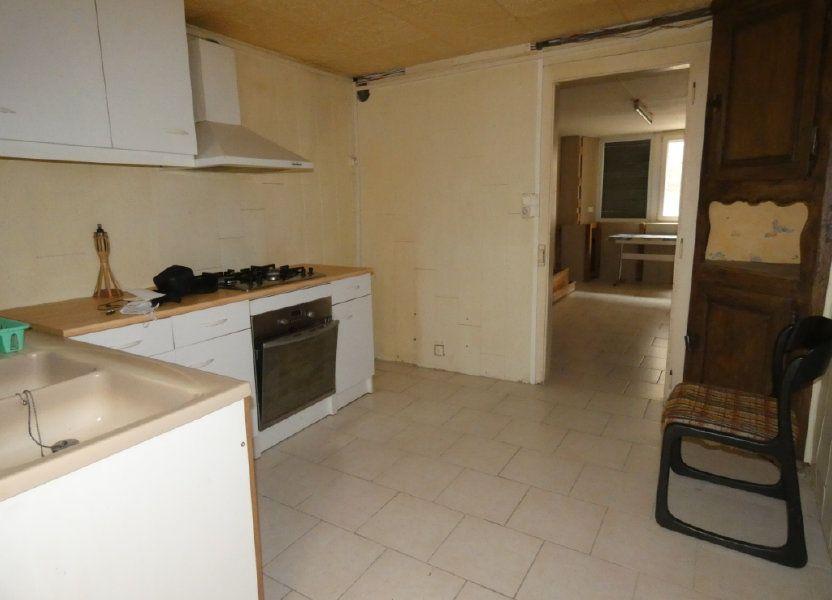 Maison à vendre 71.31m2 à Salins-les-Bains