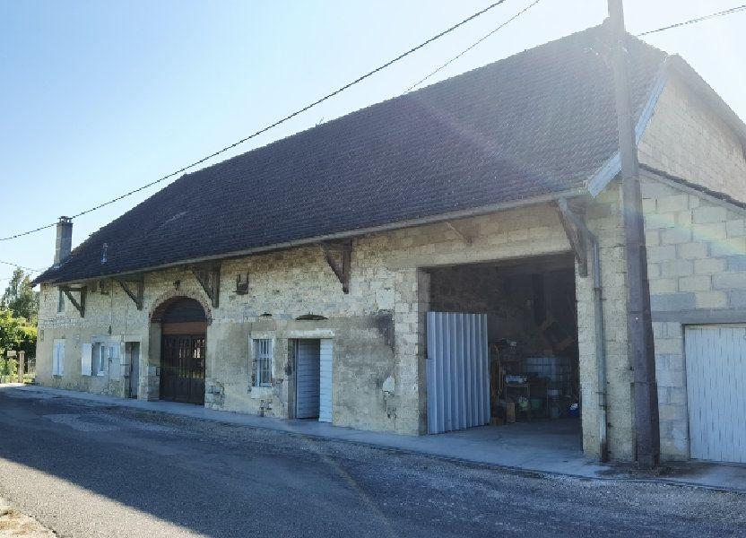 Maison à vendre 179m2 à Chissey-sur-Loue