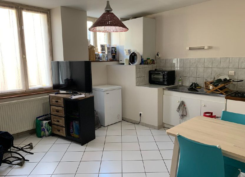 Appartement à vendre 40m2 à Arbois