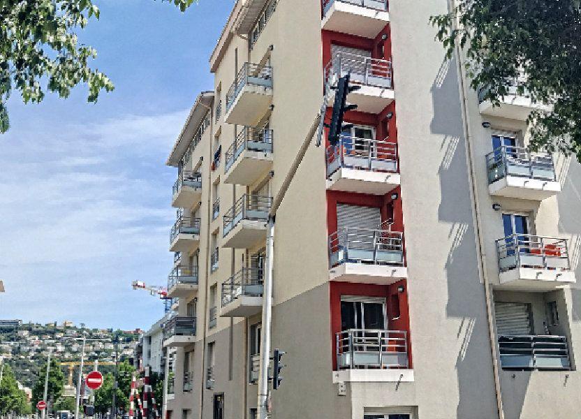 Appartement à louer 29.7m2 à Nice