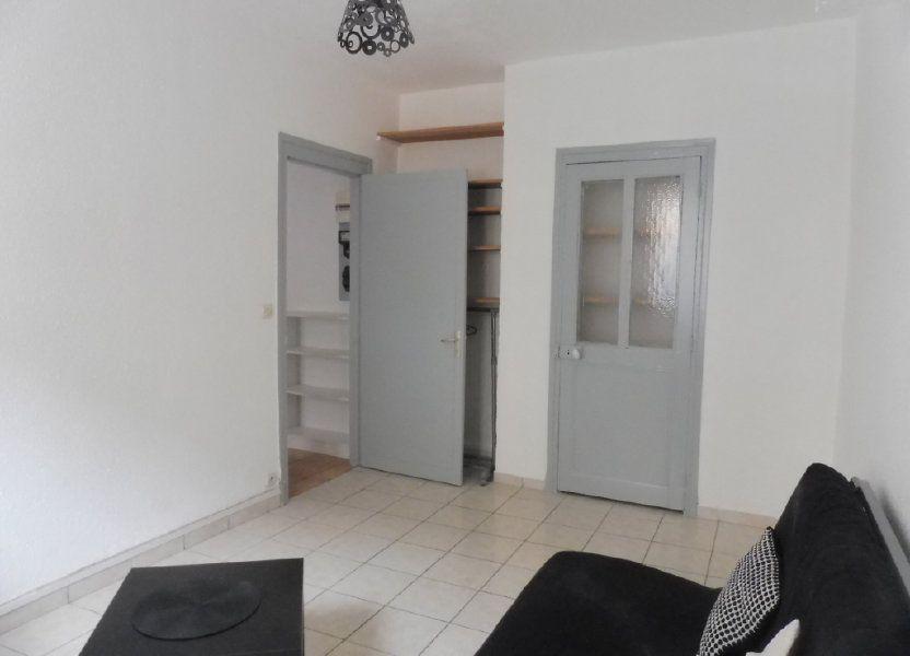 Appartement à vendre 30m2 à Grenoble