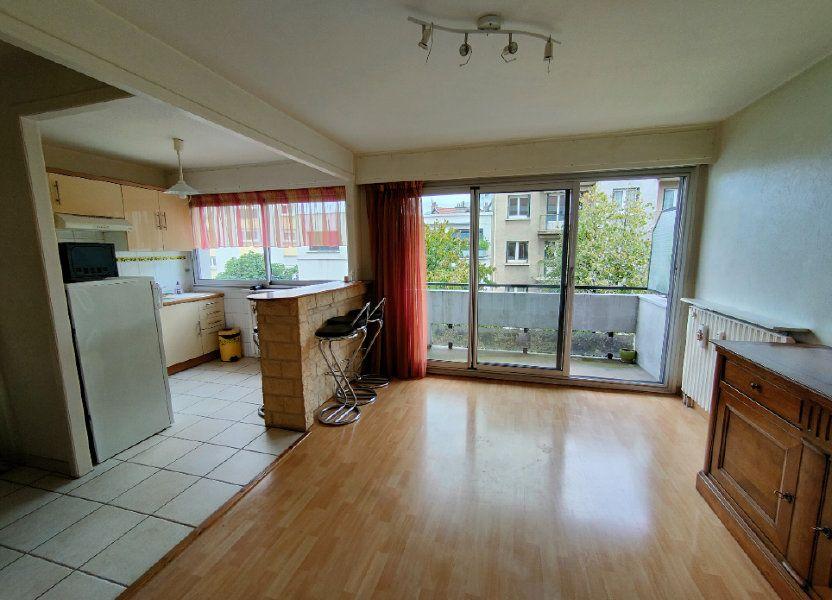 Appartement à vendre 39.71m2 à Grenoble