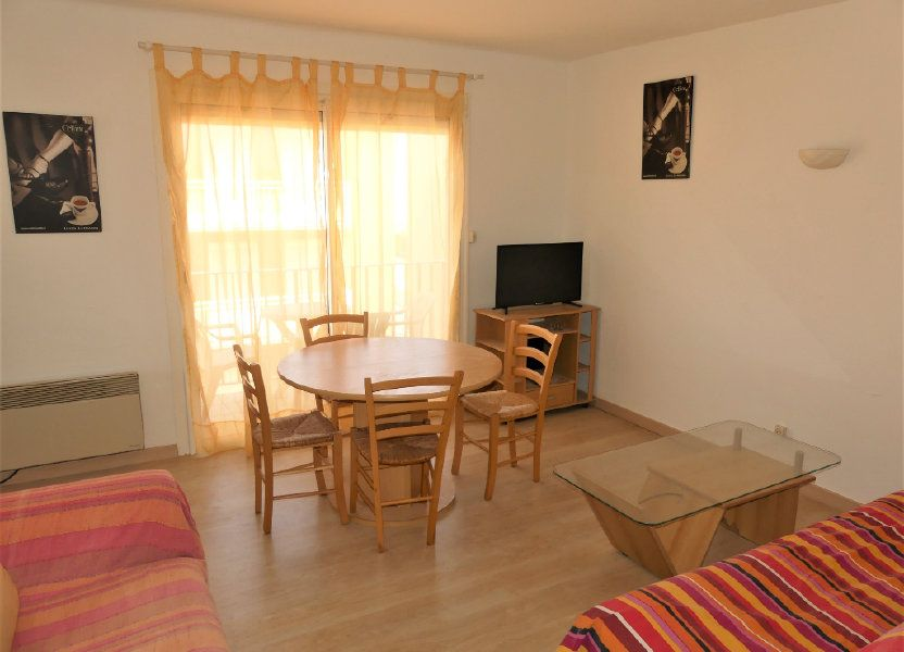 Appartement à vendre 47m2 à Valras-Plage
